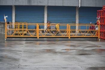 Фасадный лифт-подъёмник ZLP-630, длина корзины 2 м -